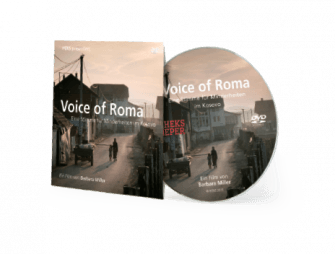 The Voice of Roma DVD
