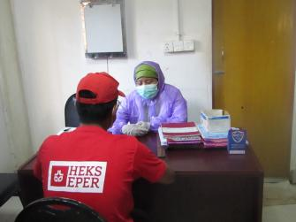 Counselling in a Health Facility