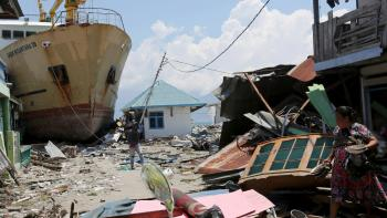 Nothilfe nach Tsunami in Indonesien - HEKS hilft